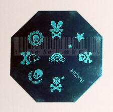 Nail Art Stamping Image Template Plate Z04 *** NEW ***