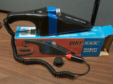 Dirt Magic Wet/Dry Auto Vac, with Light, for Quick Clean ups!
