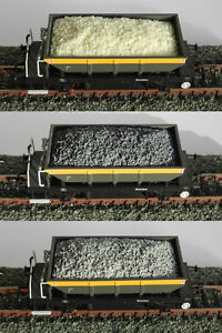 RESIN WAGON LOAD (Full  Load) FOR HELJAN OO GAUGE DOGFISH WAGON