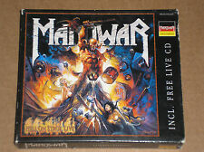 MANOWAR - HELL ON STAGE LIVE - BOX 3 CD LIMITED EDITION