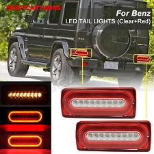 2x LED Rücklicht Heckleuchte Blinker Für 90-18 Mercedes W463 G-Klasse G550 G500