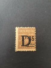 rare timbre France colis postaux 1938 yt 131 neuf X cote 850 euros