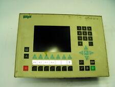 Siemens SICOMP IMC05 Operator Interface Panel 6AR1025-0AA10-0AA0