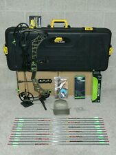 Loaded Right Handed Mathews VXR 28 Bow Package- Ambush Green - Many DL/DW Avail