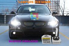 BMW SERIE 3 E90 E91 05-11 COPPIA LAMPADE XENON D1S 6000K KELVIN BIANCO