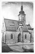 B69775 Croatia Zagreb Crkva Sv Marka