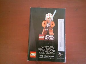 Star Wars Lego Gentle Giant Luke Skywalker Limited Edition Maquette New Sealed