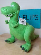"Toy Story Rex Dinosaur 12 "" Plush Pixar Disney Parks Stuffed Plush Toy T-Rex"