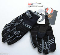 Pearl Izumi Launch Cycling Gloves, Black/Gray, X-Large, XL