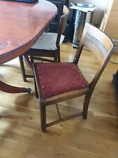 Vintage Solid Wood Extendable Dining Table plus 6 Chairs