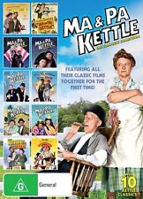 Ma & And Pa Kettle Complete 10 Movie Collection DVD Boxset Box Set Region 4