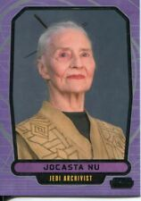 Star Wars Galactic Files Series 1 Base Card #56 Jocasta Nu