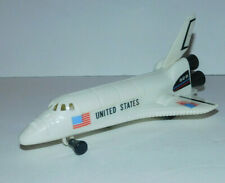 NEAT 1987 WESTMINSTER BATTERY OPERATED TOY SPACE SHUTTLE