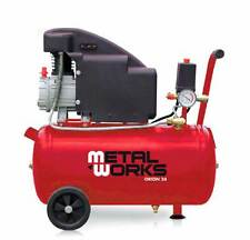 METALWORKS Compressore ad aria compressa Orion 24L