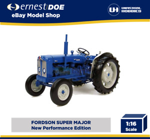 Universal Hobbies Fordson Super Major New Performance | 1:16 Scale | 2780