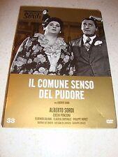 DVD ALBERTO SORDI  IL COMUNE SENSO DEL PUDORE