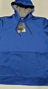 NWT Simms Fishing Challenger Hoodie Hooded Sweatshirt in Rich Blue/Royal Blue