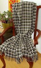 Coperta Plaid in lana, Copriletto, Coperta Divano 170X130 CM 100% LANA