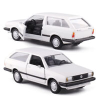1:43 Vintage Parati 1983 Metall Die Cast Modellauto Auto Model Geschenk Weiß