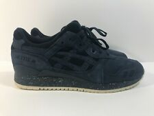 ASICS Gel Lyte III Reigning Champ size 9 Navy Blue Ink