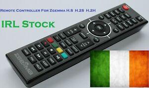 Zgemma Remote Controller H2S HS H2H H52TC H4 H7 i55 H9S H9.2S IRL Stock