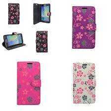 Cover e custodie rosa Samsung in pelle sintetica per cellulari e palmari