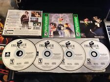 Final Fantasy VIII 8 Greatest Hits Playstation 1 2 PS1 PS2 System Complete Game