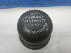 EF12 PHILIPS MINIWATT # NOS (2992)