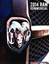 2014 Dodge Ram Commercial Truck 32-page Car Sales Brochure Catalog
