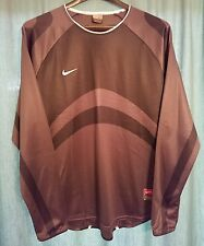Nike Soccer Goalie/Goalkeeper Shirt Size L New Without Tags