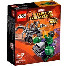 LEGO Marvel Super Heroes 76066 Mighty Micros: Hulk vs. Ultron