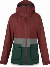 Dakine REMINGTON Womens Gore-Tex Zip Hoody Jacket Medium Andorra NEW 2018 Sample