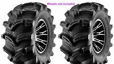 (2) New Kenda 26X10-12 26-10-12 K538 Executioner ATV Mud Tires