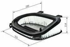 Air Filter fits BMW X3 F25 2.0D 2010 on N47D20C Bosch 13717811026 Quality New