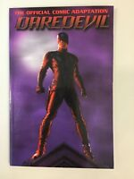 Daredevil The Movie Adaptation Marvel Comics 2003 Paperback Tpb First Print
