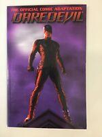 Daredevil The Movie Adaptation Marvel Comics 2003 Paperback Tpb First Print