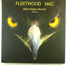 "3x 12"" LP-Fleetwood Mac-Black Magic Woman-d736-RAR-cleaned"