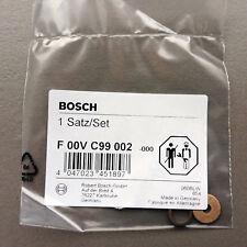 Bosch diesel RAMPE COMMUNE INJECTEUR joints kit / DE F 00V C99 002/f00vc99002