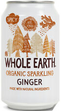 Whole Earth Organic Ginger Drink 330ml x 24