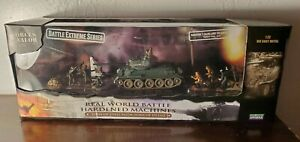 FORCES OF VALOR  UNIMAX  1:72 RUSSIAN T-34/85 & SOLDIERS SET Eastern Front, 1945