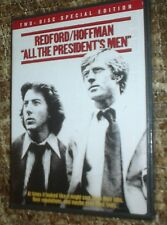All the President's Men (DVD, 2006, 2-Disc Set, Special Edition), NEW & SEALED