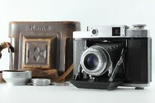 MAMIYA 6 SIX RANGE FINDER CAMERA W/ OLYMPUS ZUIKO F.C. 75mm F/3.5, HOOD [EXC5]
