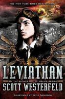 Leviathan: By Westerfeld, Scott