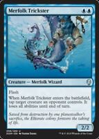 1x Merfolk Trickster - Foil MTG Dominaria NM Magic Foil