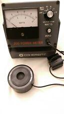 Coherent 200+ LASER Power Meter THOR Sensor instrument measurement electronic