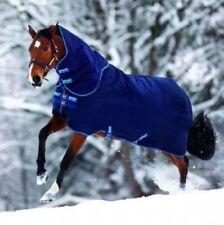 Couvertures bleus 125cm