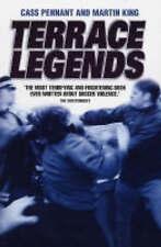 Terrace Legends, Cass Pennant, Martin King, Paperback Book NEW