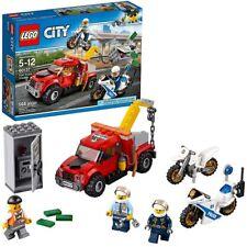 Playset Costruzioni Lego City Guardie e Ladro con 3 Veicoli Personaggi 144pz