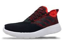 Adidas Lite Racer RBN Black/Red/White Mens Lifestyle Shoes Mesh F36648 (NEW)