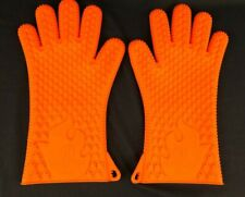 New listing Jolly Green Products Ecko Grips Premium Insulated Silicone Bbq/Oven Gloves New
